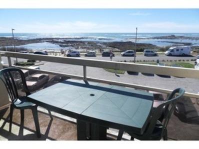 Location Appartement 2 pièces 4 personnes, superbe vue mer, à 50m de la plage ! (Fort-Bloqué)