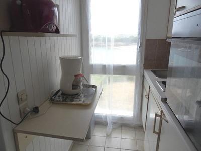 Location Appartement 2 pièces 4 personnes - vue sur la plage du Perello - Lomener