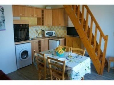 Location Appartement 2 pièces 4/6 personnes à 150 m de la plage - Fort-Bloqué