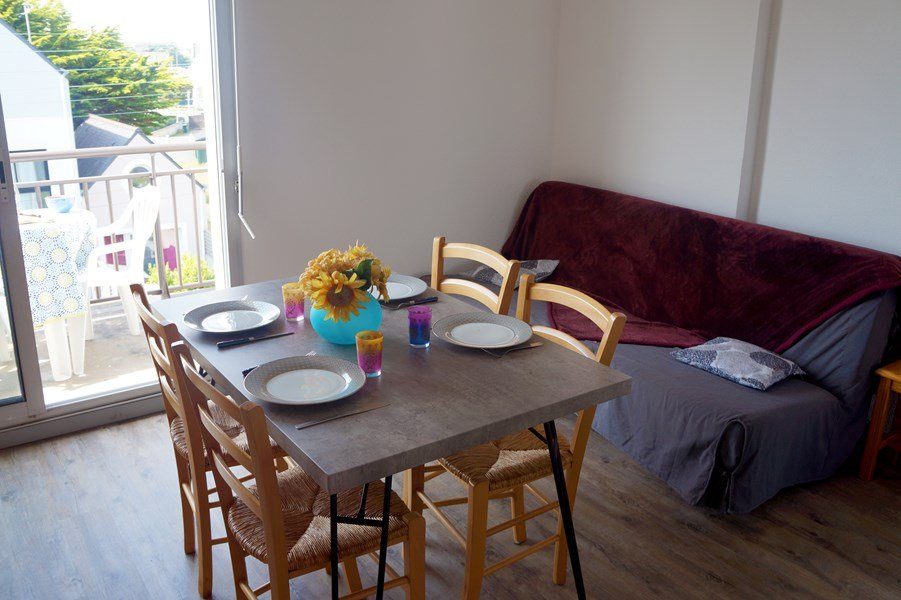 location appartement 6 personnes ploemeur fort bloqu 56270 gaelle. Black Bedroom Furniture Sets. Home Design Ideas