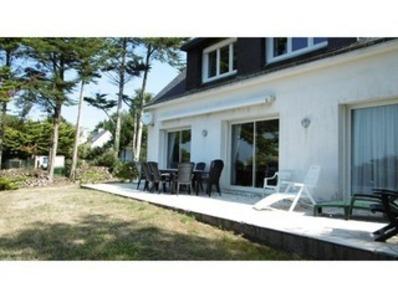 Location Maison 6 pièces 10 personnes, à 300 m de la plage.