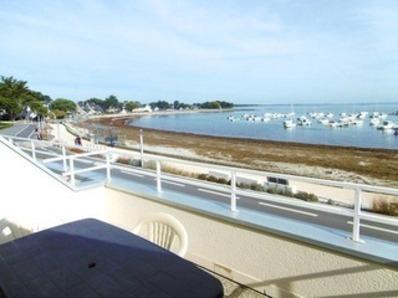 Location Studio cabine 2/4 personnes avec une belle vue sur le port de St Jacques.