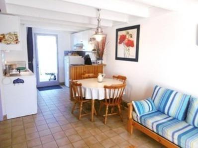 Location Maisonnette 3 pièces 4 personnes, à 200 m de la plage.