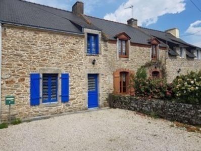 Location Maison 4 pièces 6 personnes, proche du Golfe du Morbihan.
