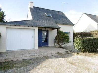 Location Maison 2 pièces mezzanine 4 personnes, proche de la mer et sentier côtier.