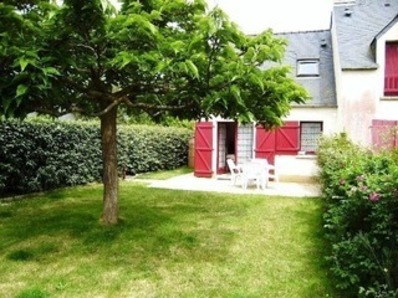 Location Maisonnette 4 pièces 5 personnes, avec jardin clos.