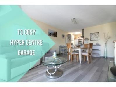 Location Appartement 3 pièces 4 personnes avec garage - Centre ville de Vannes